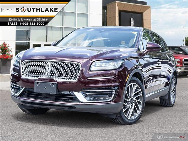 2019 Lincoln Nautilus Reserve (Stk: P51740) in Newmarket - Image 1 of 27
