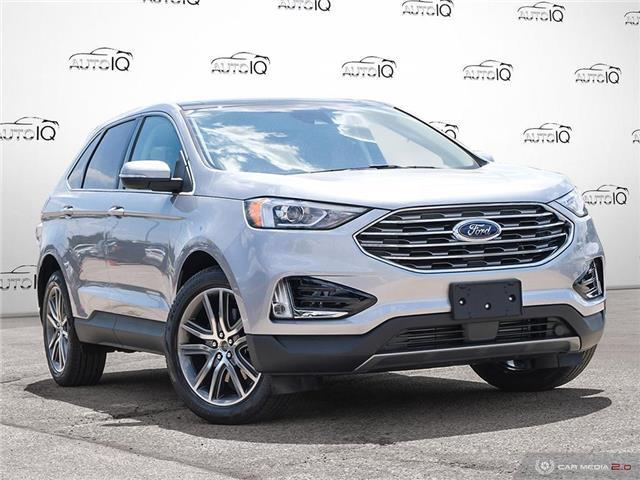 2021 Ford Edge Titanium (Stk: 1D036) in Oakville - Image 1 of 28