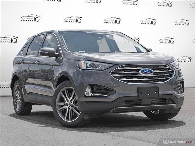 2021 Ford Edge Titanium (Stk: 1D037) in Oakville - Image 1 of 28