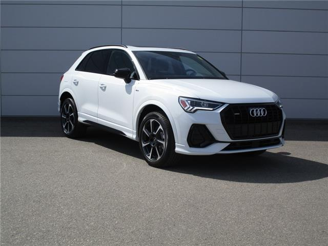 2021 Audi Q3 45 Progressiv (Stk: 210209) in Regina - Image 1 of 19