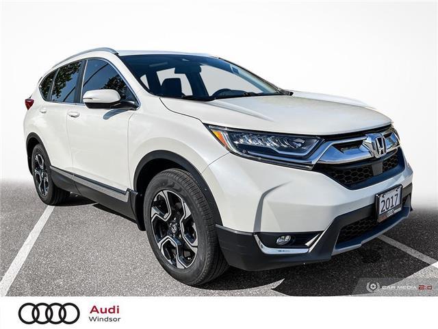 2017 Honda CR-V Touring (Stk: 21182A) in Windsor - Image 1 of 30