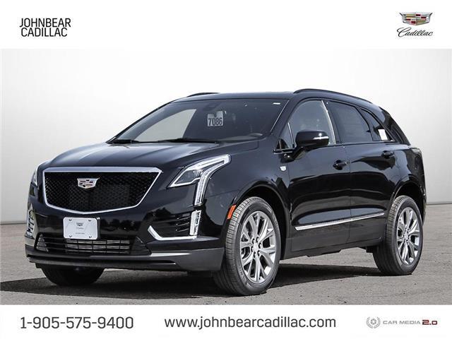 2021 Cadillac XT5 Sport (Stk: 7086-21) in Hamilton - Image 1 of 21