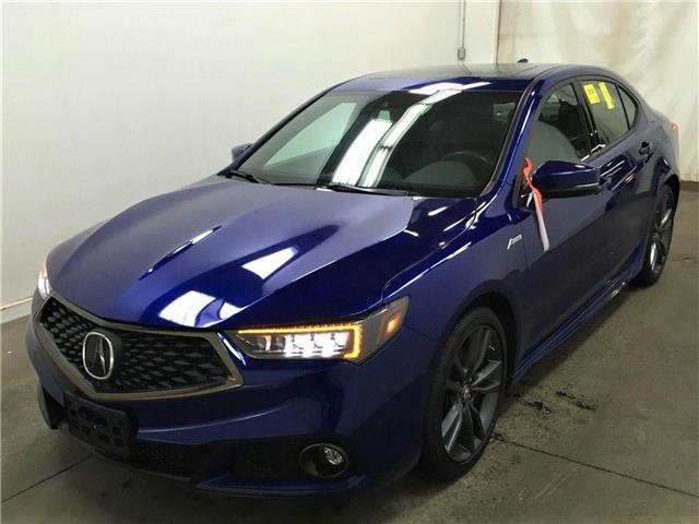 2018 Acura TLX Tech A-Spec (Stk: 19UUB3) in Kitchener - Image 1 of 2