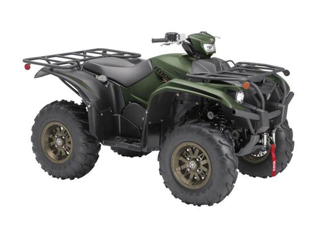 New 2021 Yamaha Kodiak 700 EPS SE Covert Green   - Nipawin - Nipawin Motor Sports