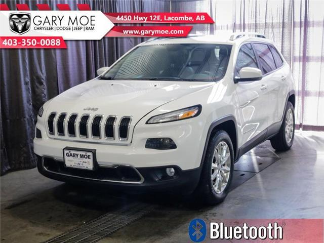 2016 Jeep Cherokee Limited (Stk: F92354A) in Lacombe - Image 1 of 25