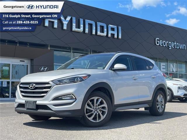 2018 Hyundai Tucson Luxury 2.0L (Stk: 1172A) in Georgetown - Image 1 of 25
