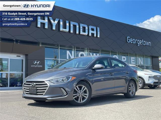 2017 Hyundai Elantra LE (Stk: 1014A) in Georgetown - Image 1 of 24
