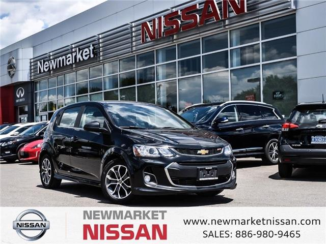 2017 Chevrolet Sonic LT Auto (Stk: UN1243A) in Newmarket - Image 1 of 22