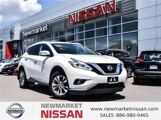 2016 Nissan Murano SL (Stk: 217029A) in Newmarket - Image 1 of 25