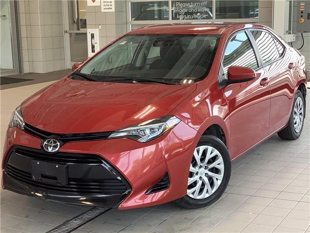 2018 Toyota Corolla LE (Stk: P19454) in Kingston - Image 1 of 11