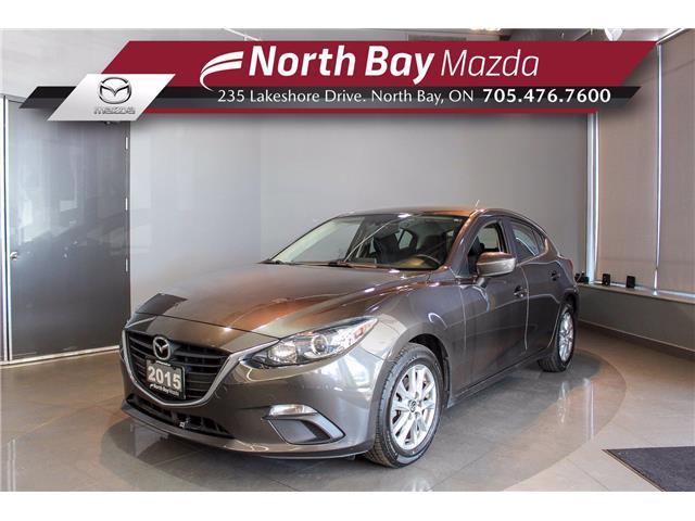 2015 Mazda Mazda3 Sport GS (Stk: 2119A) in North Bay - Image 1 of 23