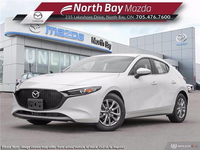 2021 Mazda Mazda3 Sport GX (Stk: 21205) in North Bay - Image 1 of 23