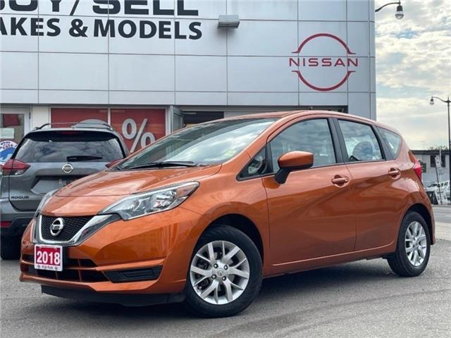 2018 Nissan Versa Note 1.6 SV (Stk: U1967) in Toronto - Image 1 of 26
