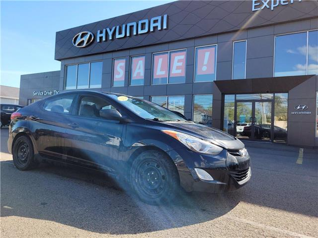 2012 Hyundai Elantra GLS (Stk: N1185AA) in Charlottetown - Image 1 of 9