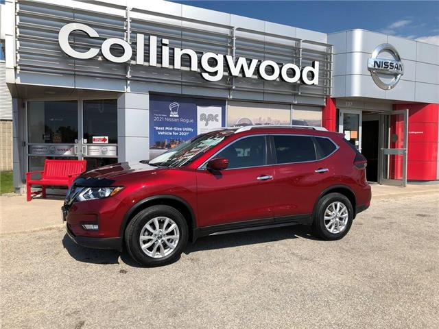 2018 Nissan Rogue SV (Stk: P4984A) in Collingwood - Image 1 of 25