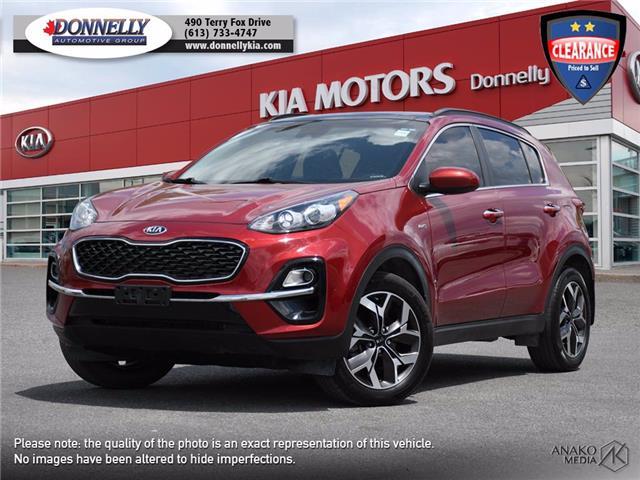 2020 Kia Sportage EX (Stk: KV405A) in Ottawa - Image 1 of 29