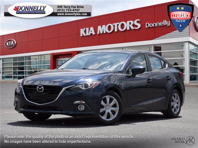 2015 Mazda Mazda3 GT (Stk: KV380DTA) in Ottawa - Image 1 of 26