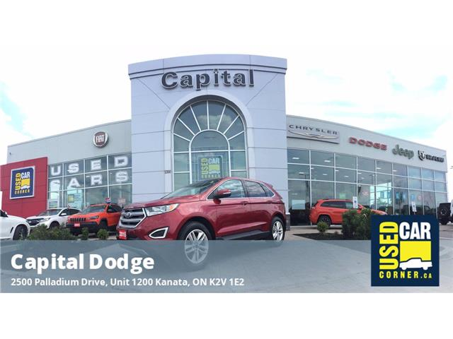2015 Ford Edge SEL (Stk: P3129A) in Kanata - Image 1 of 25
