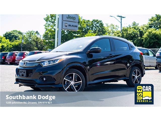 2019 Honda HR-V Sport (Stk: 923138) in OTTAWA - Image 1 of 24
