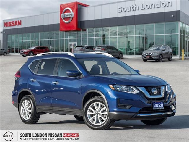 2020 Nissan Rogue S (Stk: 14593-1) in London - Image 1 of 20