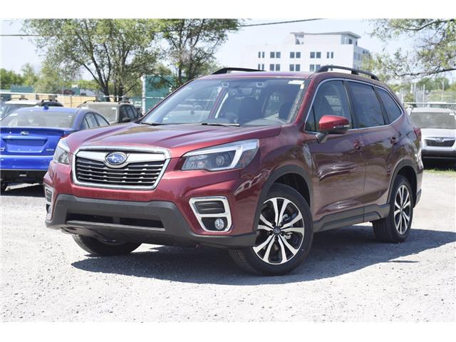 2021 Subaru Forester Limited (Stk: 18-SM507) in Ottawa - Image 1 of 22