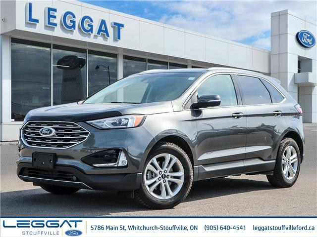 2019 Ford Edge SEL (Stk: 20-32-145C) in Stouffville - Image 1 of 29
