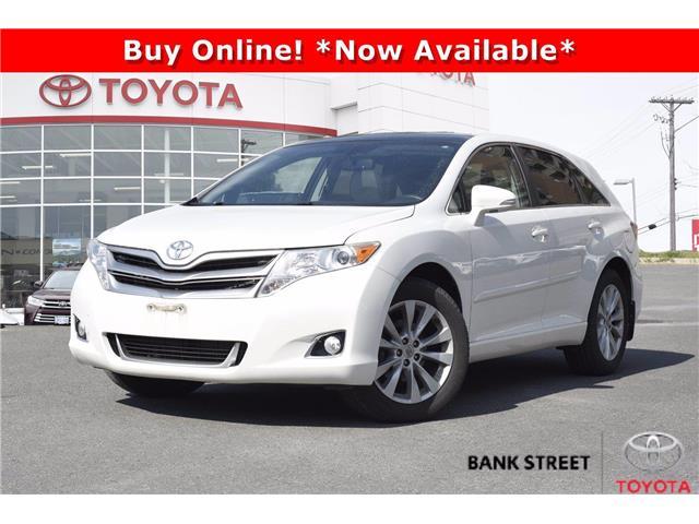 2013 Toyota Venza Base (Stk: 19-29076A) in Ottawa - Image 1 of 25