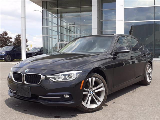 2017 BMW 320i xDrive (Stk: P9906) in Gloucester - Image 1 of 26