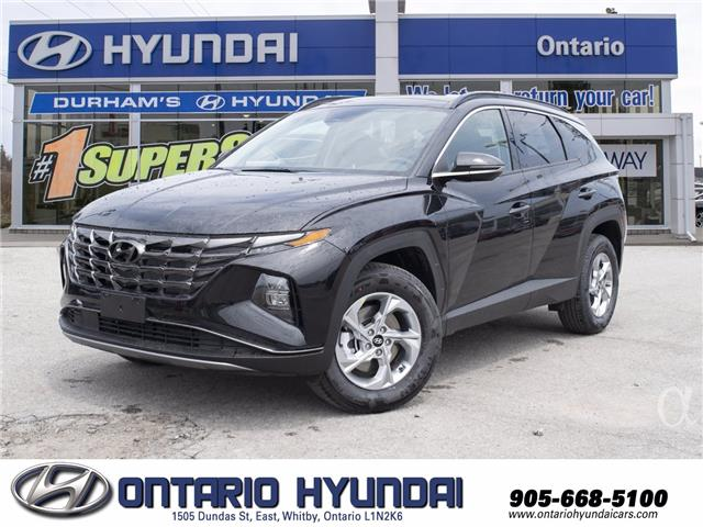 2022 Hyundai Tucson Preferred w/Trend Package (Stk: 043068) in Whitby - Image 1 of 21