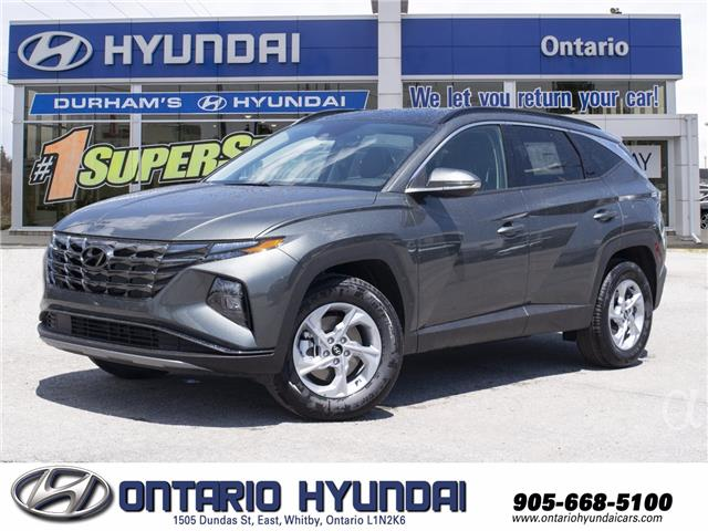 2022 Hyundai Tucson Preferred w/Trend Package (Stk: 043474) in Whitby - Image 1 of 21