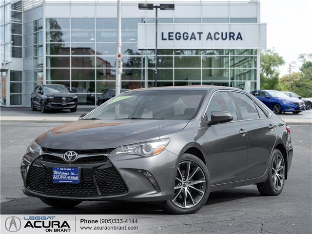 2017 Toyota Camry XSE (Stk: 20275A) in Burlington - Image 1 of 21