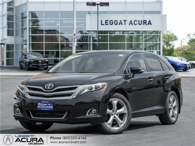 2015 Toyota Venza  (Stk: 4462A) in Burlington - Image 1 of 23