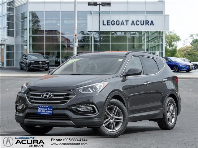 2017 Hyundai Santa Fe Sport 2.4 Premium (Stk: 4365A) in Burlington - Image 1 of 21