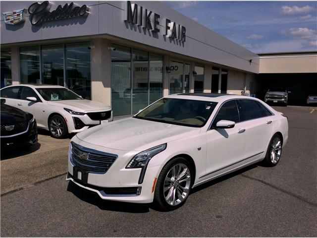 2016 Cadillac CT6 3.0L Twin Turbo Platinum (Stk: P4362) in Smiths Falls - Image 1 of 13