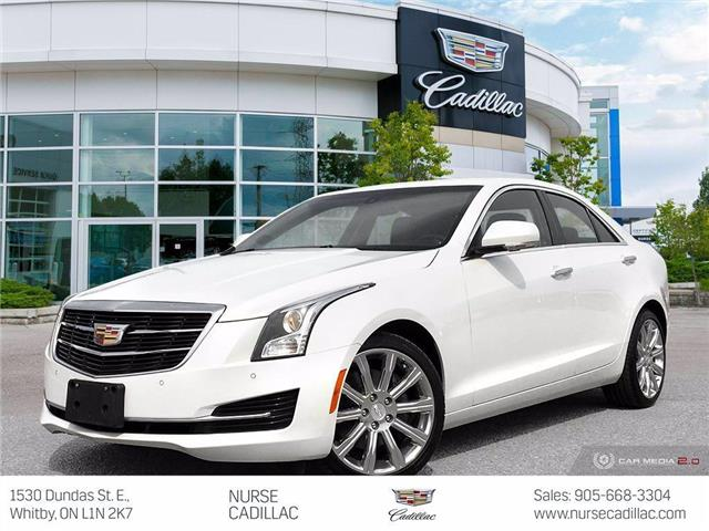 2017 Cadillac ATS 2.0L Turbo Luxury (Stk: 10X506) in Whitby - Image 1 of 26