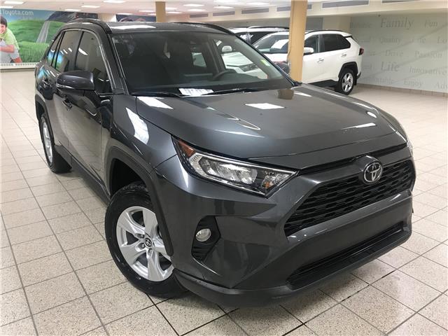 2021 Toyota RAV4 XLE (Stk: 211126) in Calgary - Image 1 of 20