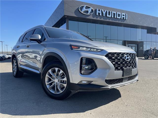 2020 Hyundai Santa Fe Essential 2.4  w/Safety Package 5NMS2CAD8LH217256 H3018 in Saskatoon