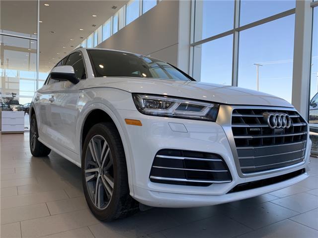 2018 Audi Q5 2.0T Progressiv (Stk: V7775) in Saskatoon - Image 1 of 13