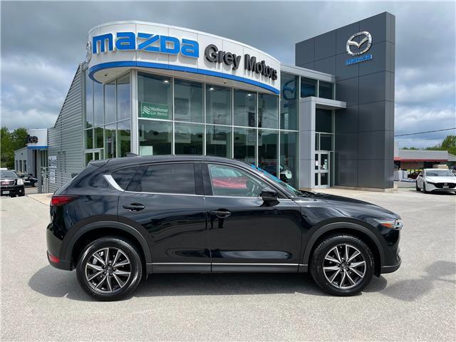 2018 Mazda CX-5 GT (Stk: 03425P) in Owen Sound - Image 1 of 18