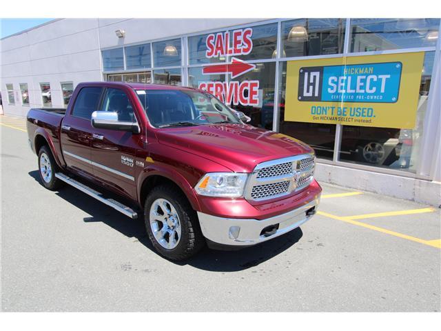 2017 RAM 1500 Laramie (Stk: PW2831) in St. John\'s - Image 1 of 21