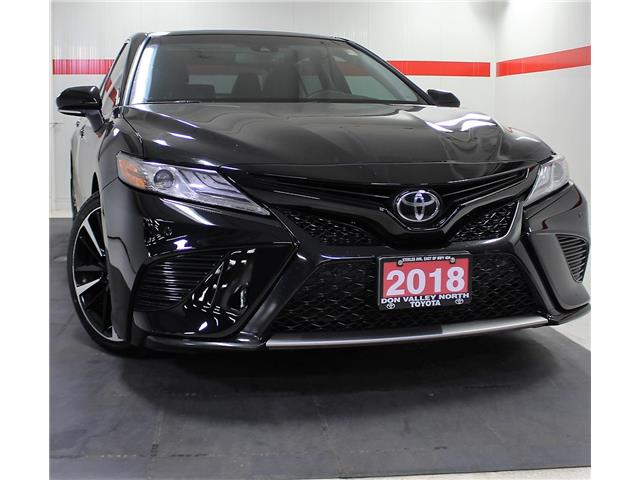 2018 Toyota Camry XSE (Stk: 304385S) in Markham - Image 1 of 24