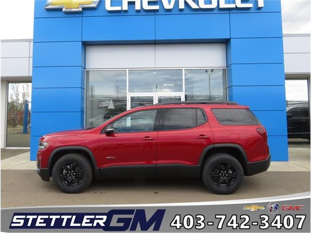2021 GMC Acadia AT4 (Stk: 21134 DEMO) in STETTLER - Image 1 of 21