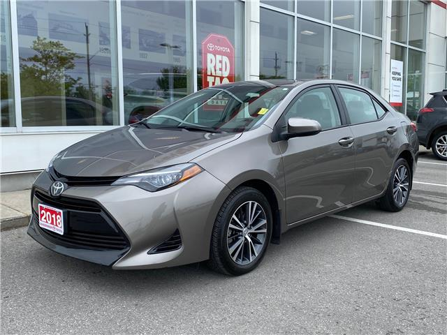 2018 Toyota Corolla LE (Stk: CX060A) in Cobourg - Image 1 of 24