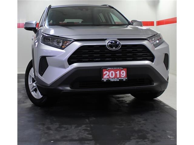 2019 Toyota RAV4 LE (Stk: 304399S) in Markham - Image 1 of 22