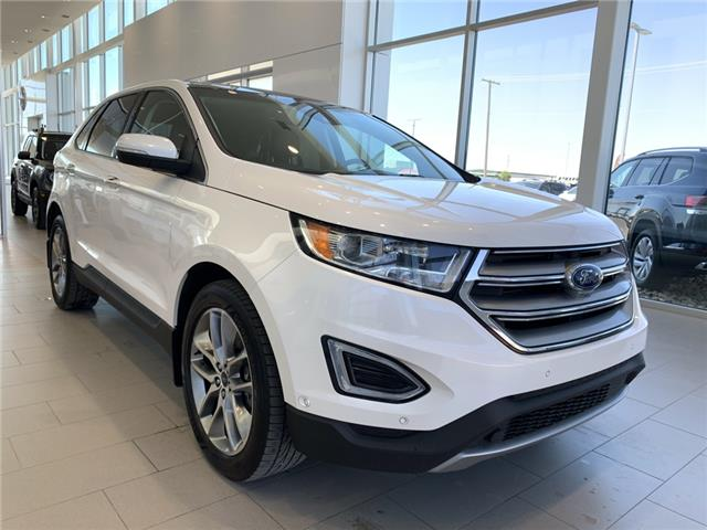 2016 Ford Edge Titanium (Stk: F0290) in Saskatoon - Image 1 of 18