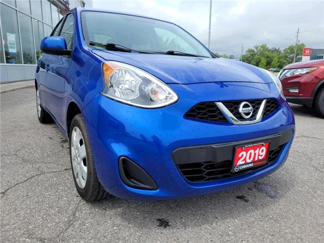 2019 Nissan Micra SV (Stk: CLL571789L) in Cobourg - Image 1 of 10