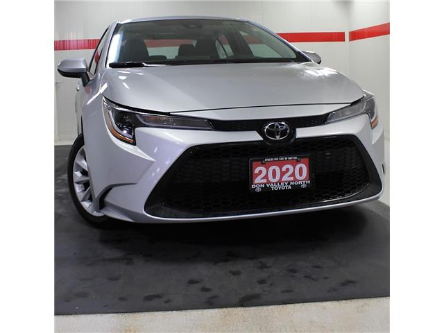 2020 Toyota Corolla LE (Stk: 304408S) in Markham - Image 1 of 23