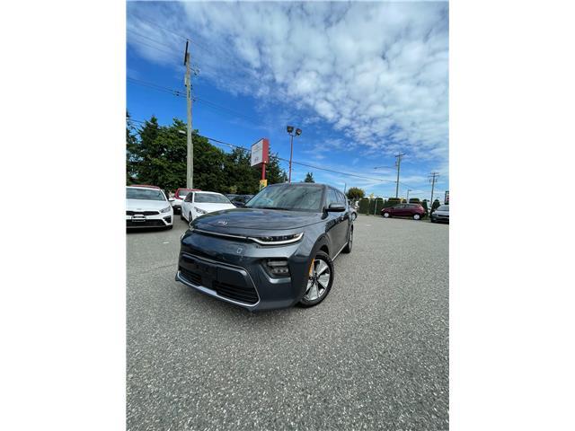 2020 Kia Soul EV EV Premium (Stk: K21-0032P) in Chilliwack - Image 1 of 4