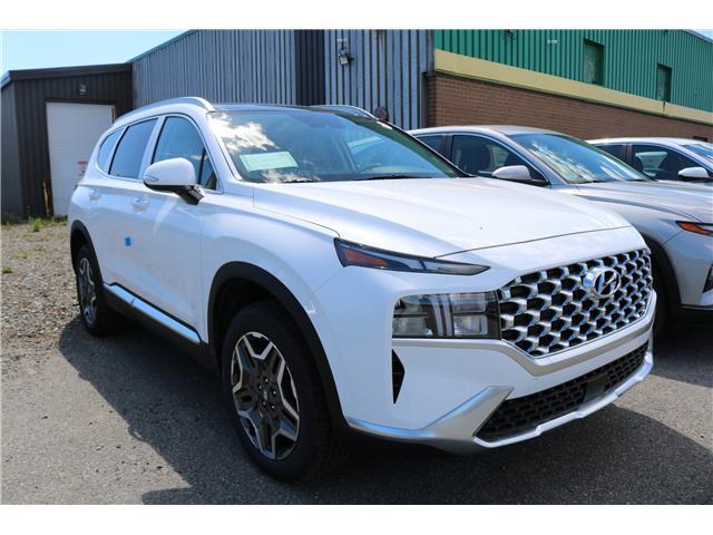 2021 Hyundai Santa Fe HEV Luxury (Stk: 16788) in Saint John - Image 1 of 1