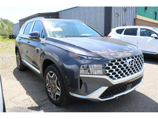 2021 Hyundai Santa Fe HEV Luxury (Stk: 16787) in Saint John - Image 1 of 1